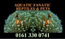 Aquatic Fanatic Reptiles And Pets Logo