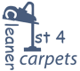 1st 4 Cleaner Carpets In Coventry Logo