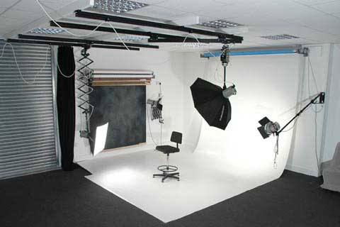 complete studio set ups
